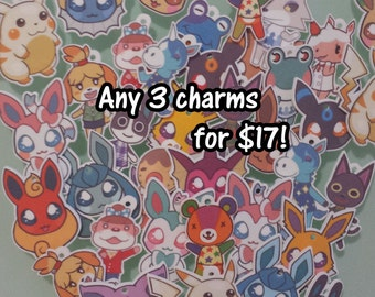 Any 3 Charms for 17.00 AUD - Special Deal!