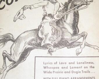 Popular Cowboy Songs 1940
