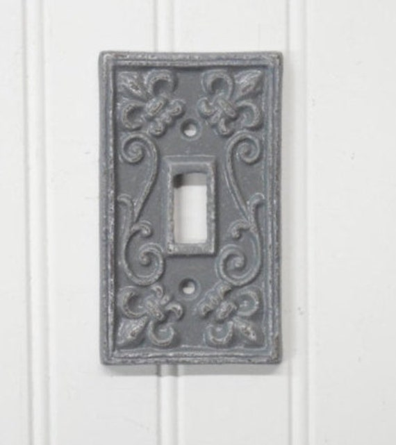 Single Light Switch Cover Single Metal Switch By