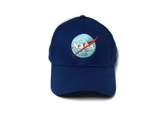 FREE Shipping - NASA Today & Tomorrow Cotton Twill Cap