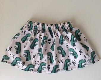 Dinosaur Skirt