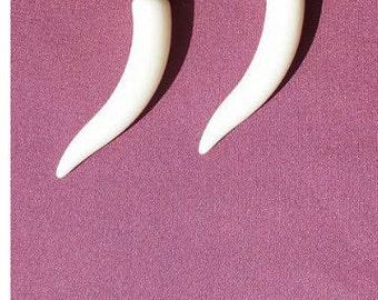 Horn Earrings