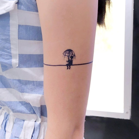 Rainy Tattoos Art: Classic Tattoo Minimal Tattoo Artistic Temporary Tattoo