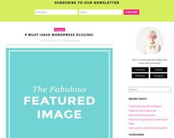 Boss Lady WordPress Theme