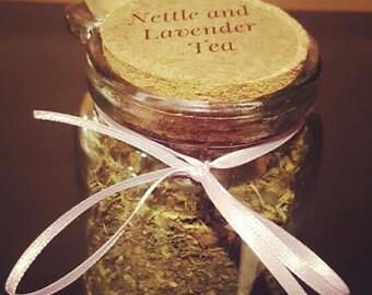 Nettle and Lavender Tea