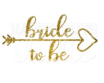 Bride Tribe Iron On Vinyl Decal Glitter Matching Bridal Party Bachelorette Wedding Party Iron On Vinyl Decal for Tshirt