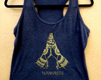 Namaste Womens Yoga Tank