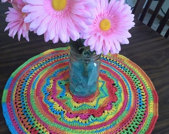 Bright Summer Mandala