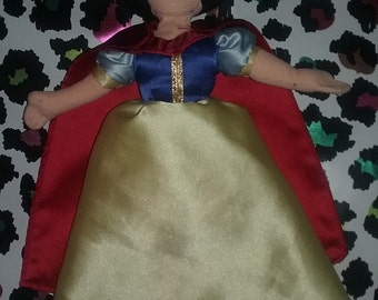 Little Vintage Snow White plush