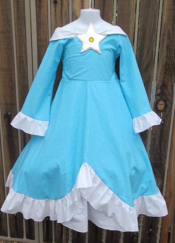 Princess Rosalina Costume For Kids Princess Rosalina Insp...