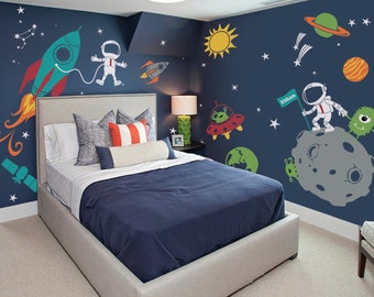 Outer space decor etsy for Decor outer space