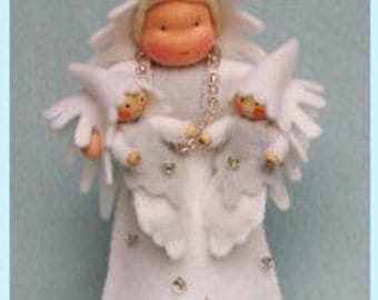 Ice Queen Kit-  Pattern, Sewing