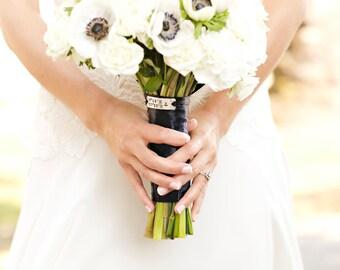 Custom Wedding Bouquet Charm, Personalized Bouquet Charm, Custom Floral Charm, Bouquet Decoration, Custom Bouquet Charm, Bouquet Jewelry
