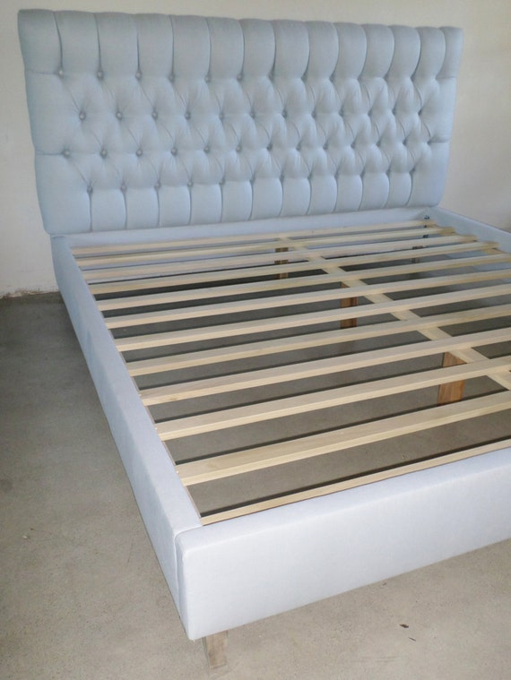 Tufted Bed -  Design Your Own In ANY Fabric