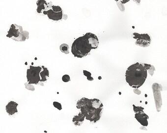 Minimalist Black and White painting. Original art. Minimalist Painting. Original abstract Art. Black and white abstract painting.