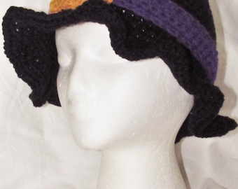 Witch, Wizard or Scarecrow Hat