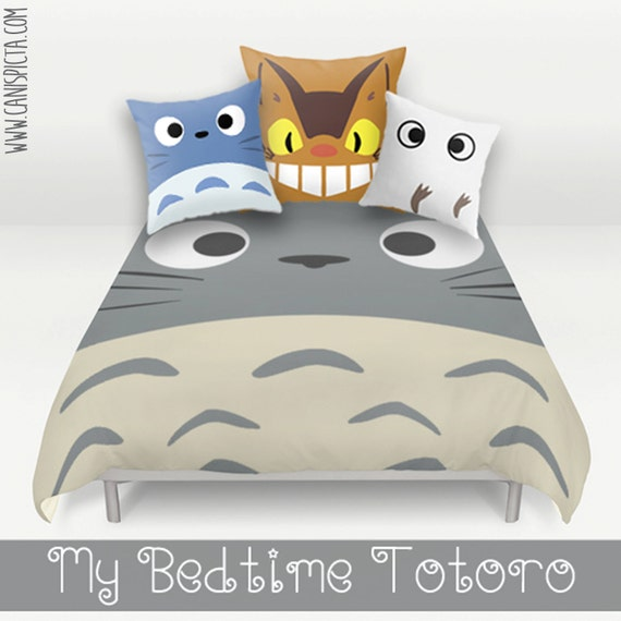 my neighbor totoro duvet