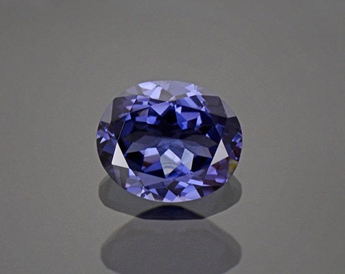Beautiful Deep Blue Spinel Gemstone from Sri Lanka 2.04 cts.
