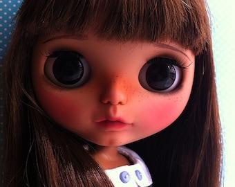 Blythe Doll Custom by Dulce Tyler -  Heather Sky