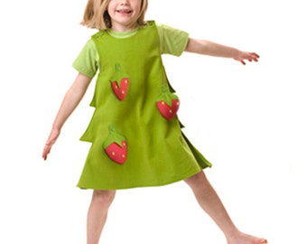 Strawberry/Christmas tree dress