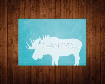 Moose Thank You *INSTANT DOWNLOAD*