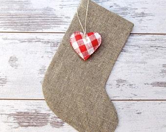 Burlap Christmas Stockings, family Christmas stockings, burlap stockings, rustic Christmas stockings