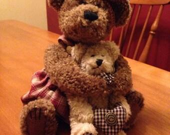 Sweet Momma McBear & Delmar Boyd Bears