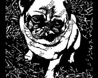 Custom Portrait, Custom Pet Portrait, Pet Portrait, Pet Portrait Custom, Custom Dog Portrait, Cat Portrait, Dog Portrait, Papercut Art, Art
