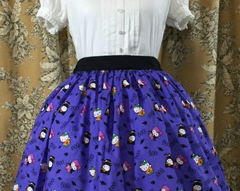 Lolita Skirt Made with Hello Kitty Costume Fabric