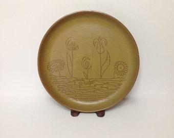 Marshall Studios Platter Martz Pottery Tray
