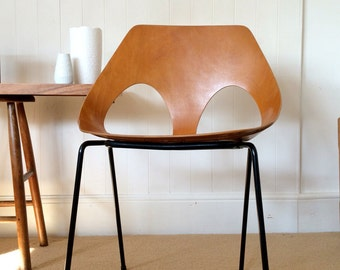 Sold VINTAGE Mid Century JASON  C3 KANDYA chair by Carl Jacobs Franke Guille British Design Classic Furniture