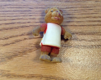 Teddy Ruxpin Vintage Figurine