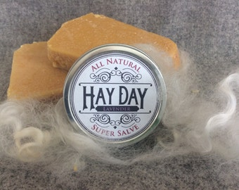 Super Salve All Natural Hand Salve - SHIPS FREE with the purchase of another item!