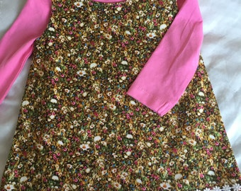 Baby Girl Pinafore - size 12-18 months
