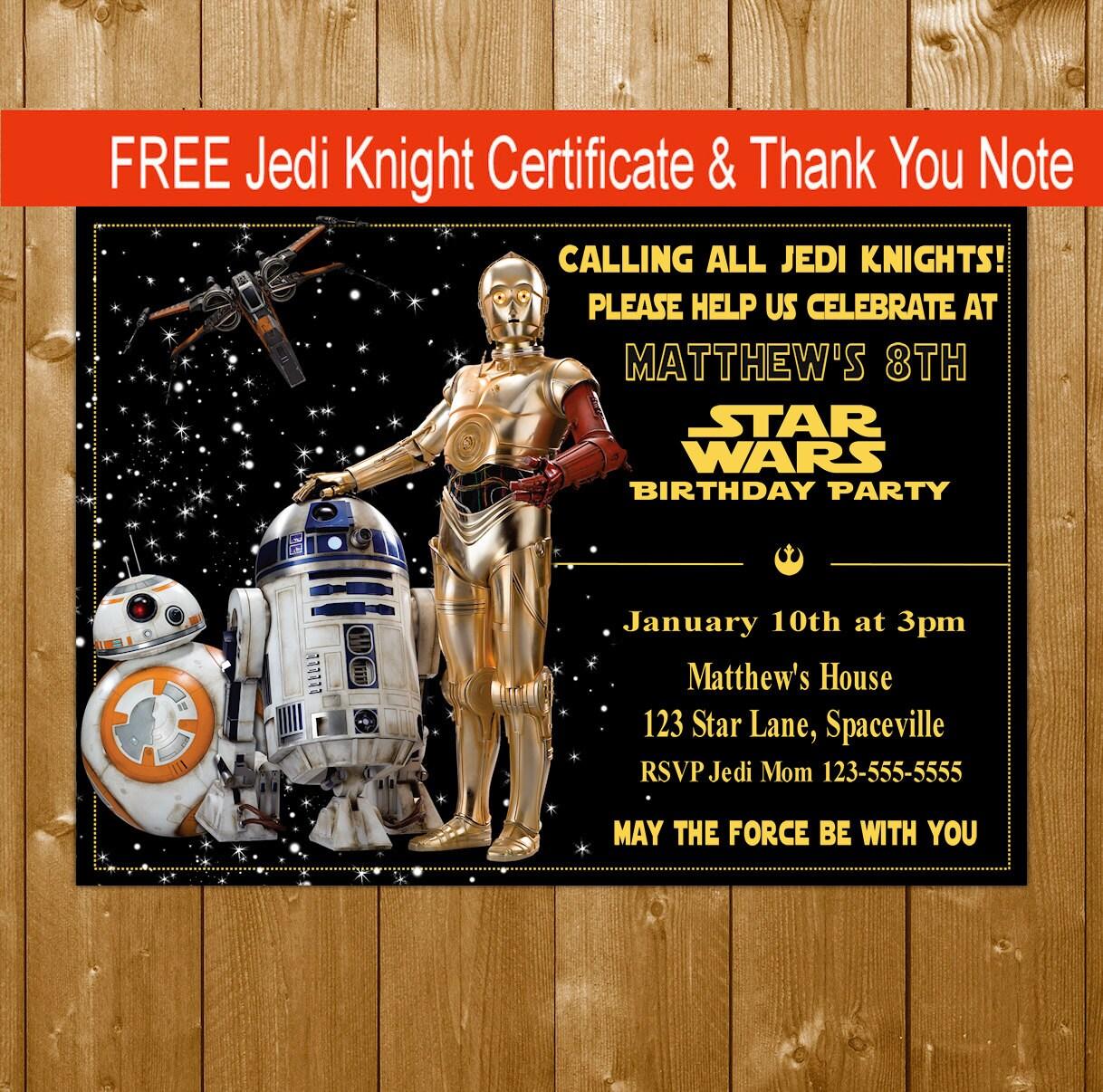 star wars birthday – funpartysupply