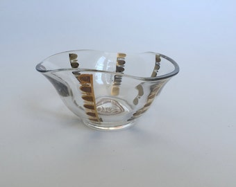 Sophisticated Georges Briard Bowl