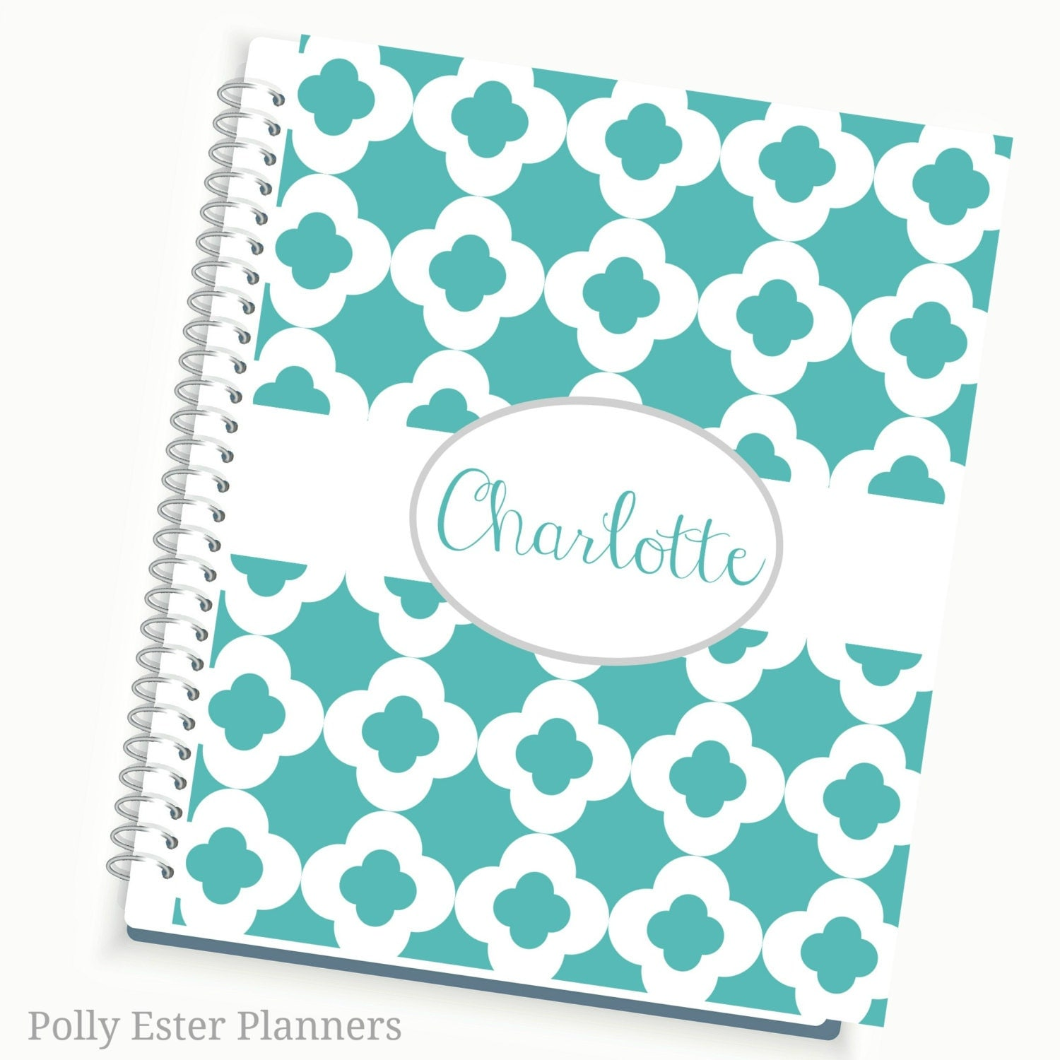 Personalized planners 2017 daily planner laminated tab for Custom photo planner