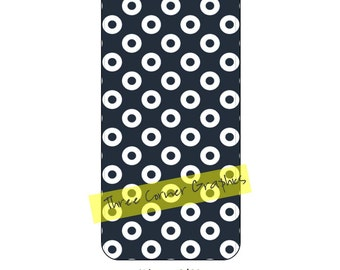 iPhone 6 printable cuttable design (Traditional Japanese pattern); DIY print at home accessories for iPhone 6, 6S