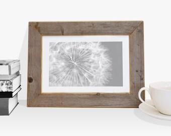 holzRAHMEN - old wooden picture frame clip frame