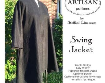 Artisan Swing Jacket Pattern