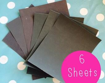 Resin Kit Wet Dry Sanding Paper all Grades