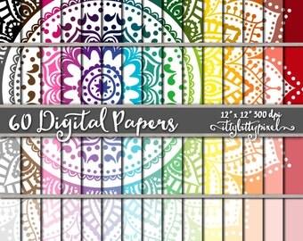 Lace Scrapbook Paper, Doily Scrapbooking Paper, Lace Digital Paper, Lace Pattern, Lace Paper, Doily Paper, Crochet Paper, Bohemian