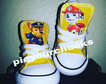 Toddler/Kid Paw Patrol Characters