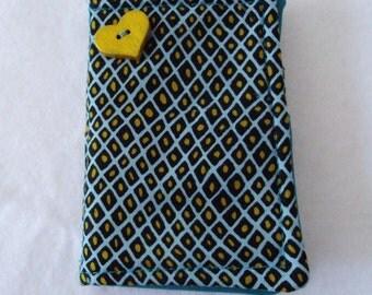 Fabric Wallet, Bifold wallet, Wallet, Business Card Holder, Womens wallet, Mini Wallet, Credit Card Holder, Purse Organizer, Handmade wallet