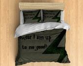 Harry Potter Bedding Etsy