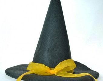 """13"""" WITCH HAT/Wreath Enhancement/Halloween Decor/05150"""