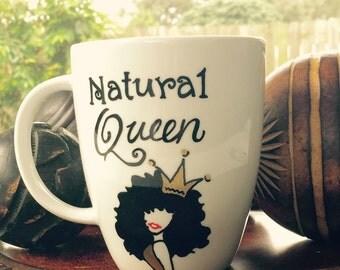 Natural Queen Mug