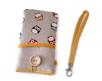 Wristlet for Phone Pouch / Aditional Product / Matching Wristlet option / Wristlet Only - No Phone Pouch!