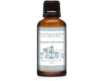Mountain Rain - Barnhouse Blue - Premium Grade Fragrance Oil - 30ml
