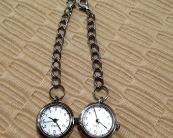 New Pewter Charm Watch
